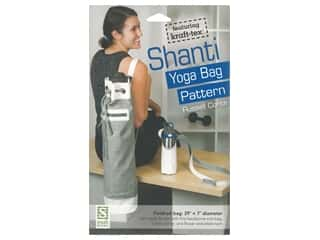 Stash By C&T Shanti Yoga Bag Pattern