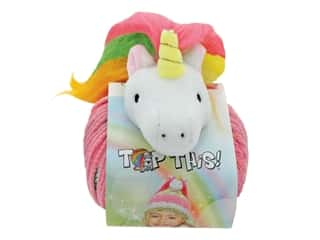 projects & kits: DMC Yarn Kit Top This Rainbow Unicorn