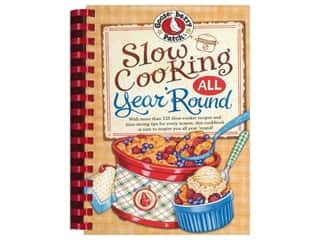 books & patterns: Gooseberry Patch Slow Cooking All Year Round Book