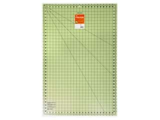 scrapbooking & paper crafts: Fiskars Self-Healing Cutting Mat 24 x 36 in. Eco