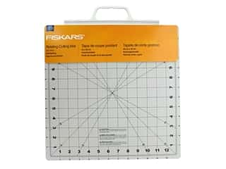 scrapbooking & paper crafts: Fiskars Self-Healing Cutting Mat 14 x 14 in. Rotating
