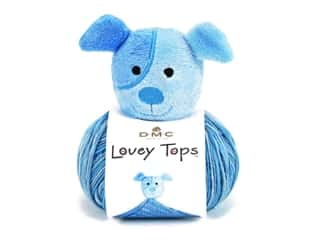 yarn & needlework: DMC Yarn Kit Lovey Tops Puppy