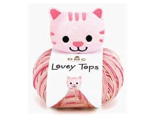 yarn & needlework: DMC Yarn Kit Lovey Tops Kitten