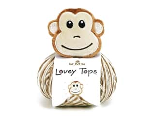 yarn & needlework: DMC Yarn Kit Lovey Tops Monkey