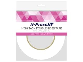 X-Press it High Tack Double Sided Tape 1/4 in. x 55 yd