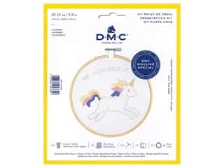 DMC Counted Cross Stitch Kit Unicorn