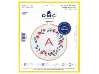 projects & kits: DMC Counted Cross Stitch Kit Wreath