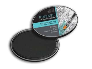 Crafter's Companion Spectrum Noir Finesse Waterproof Ink Pad Flagstone