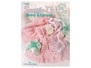 yarn: Leisure Arts Snuggle-Up Baby Afghans Book
