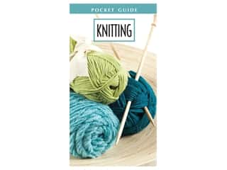 Knitting Pocket Guide Book