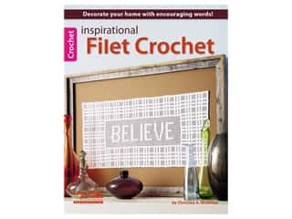 Inspirational Filet Crochet Book