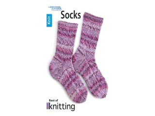 books & patterns: Leisure Arts Best Of Love Of Knitting Socks Book
