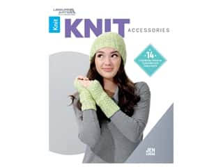 Leisure Arts Knit Accessories Book