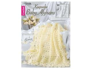 books & patterns: Leisure Arts Keepsake Baby Afghans Crochet Book