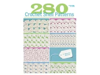 Leisure Arts 280 Crochet Shell Patterns Book