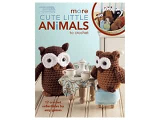 More Cute Little Animals to Crochet Book