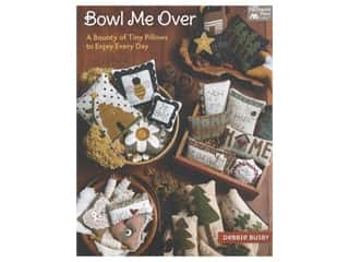 books & patterns: That Patchwork Place Bowl Me Over Book