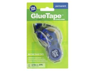 glues, adhesives & tapes: Glue Dots Premium Glue Tape Permanent