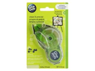 scrapbooking & paper crafts: Glue Dots Premium Glue Tape Removable