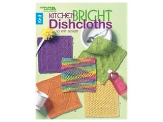 books & patterns: Leisure Arts Kitchen Bright Dishcloths Book