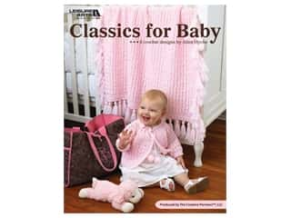 Leisure Arts Classics For Baby Book