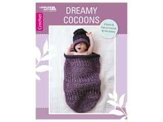 books & patterns: Leisure Arts Dreamy Cocoons Crochet Book