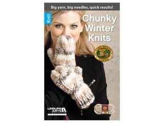 Leisure Arts Chunky Winter Knits Book
