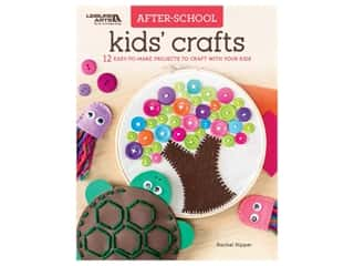books & patterns: Leisure Arts After-School Kids' Crafts Book