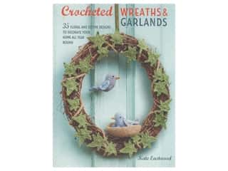 decorative bird': Cico Crocheted Wreaths and Garland Book
