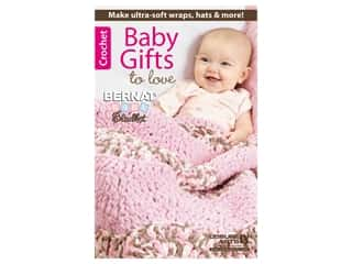 Leisure Arts Baby Gifts To Love Crochet Book