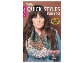 Quick Styles for You Crochet Book