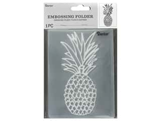 Darice Embossing Folder Pineapple
