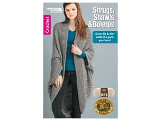 Shrugs, Shawls & Boleros Crochet Book