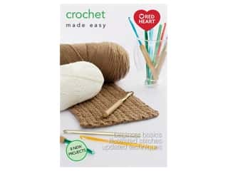 Leisure Arts Crochet Made Easy Book