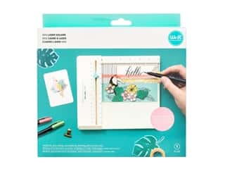 scrapbooking & paper crafts: We R Memory Keepers Mini Laser Square