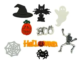 scrapbooking & paper crafts: Jesse James Dress It Up Embellishments Spooktacular
