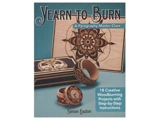 Fox Chapel Publishing Yearn To Burn Book
