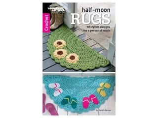 Half Moon Rugs Crochet Book