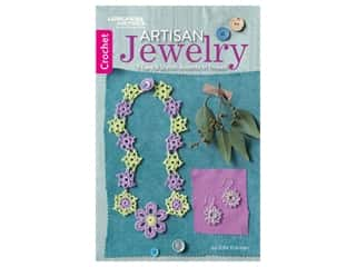 Leisure Arts Artisan Jewelry Crochet Book