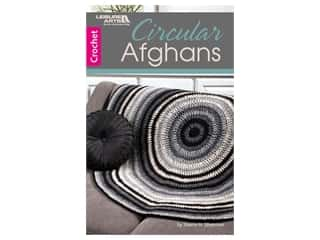 Leisure Arts Circular Afghans Crochet Book