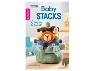 books & patterns: Leisure Arts Baby Stacks Crochet Book