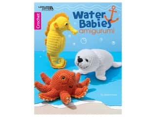 Leisure Arts Water Babies Amigurumi Crochet Book