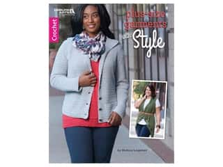 Leisure Arts Plus Size Garments With Style Book