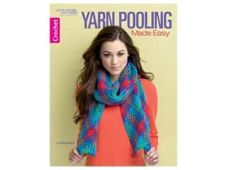 yarn: Leisure Arts Yarn Pooling Made Easy Book