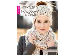 Textured Hats, Scarves & Cowls Crochet Book