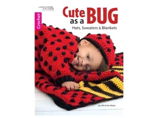 Leisure Arts Cute As A Bug Book