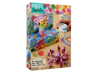 Alex Kit Paper Swirls Mermaid Ocean
