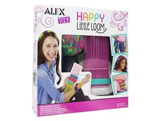 craft & hobbies: Alex Kit DIY Happy Little Loom