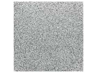 American Crafts 12 x 12 in. Tube Confetti Specialty Paper Silver (10 pieces)