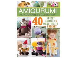 books & patterns: Amigurumi an Adorable Collection Crochet Book